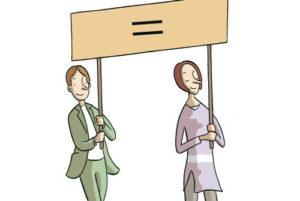 Égalité : les femmes, ces hommes politiques qu'il nous faut!